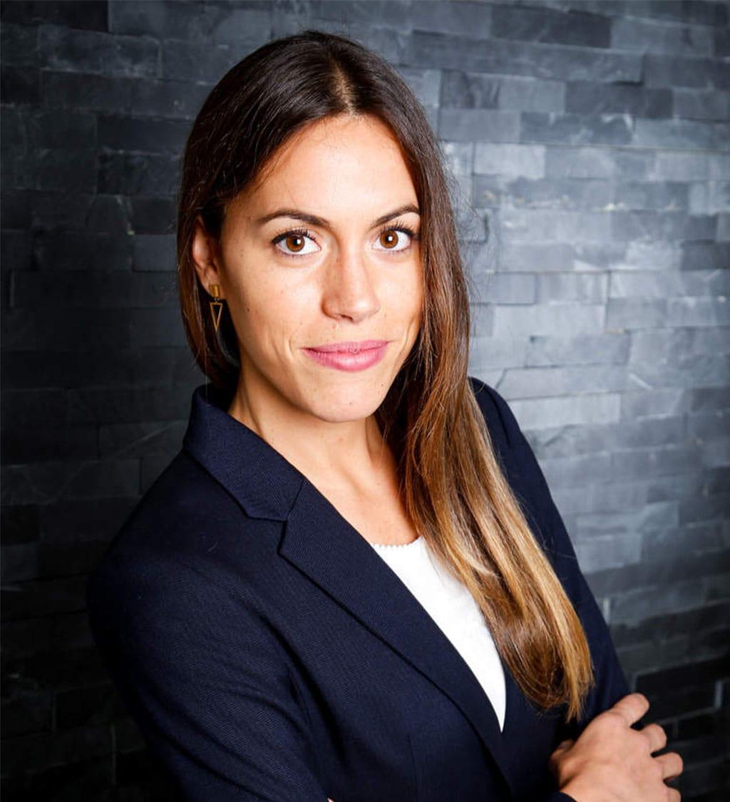 Anwältin Raquel Suárez Suárez